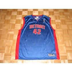 @ 2XL - Reebok - Jerry Stackhouse - Detroit Pistons koszulka NBA