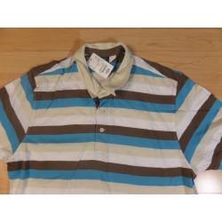 @ L - H&M - koszulka z rękawkiem w paski