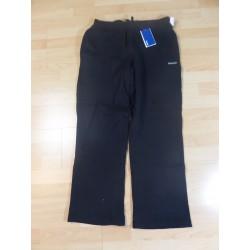 @ L - Reebok - spodnie dresowe czarne K26123 Core Fleece oh black