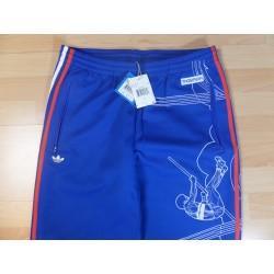 @ L - Adidas spodnie dresowe Thompson niebieskie