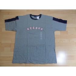f@ XL - Reebok - t-shirt koszulka szara