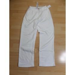 @ M - PUMA spodnie dresowe białe