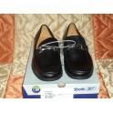 Y 42 Pierre Cardin czarne pantofle